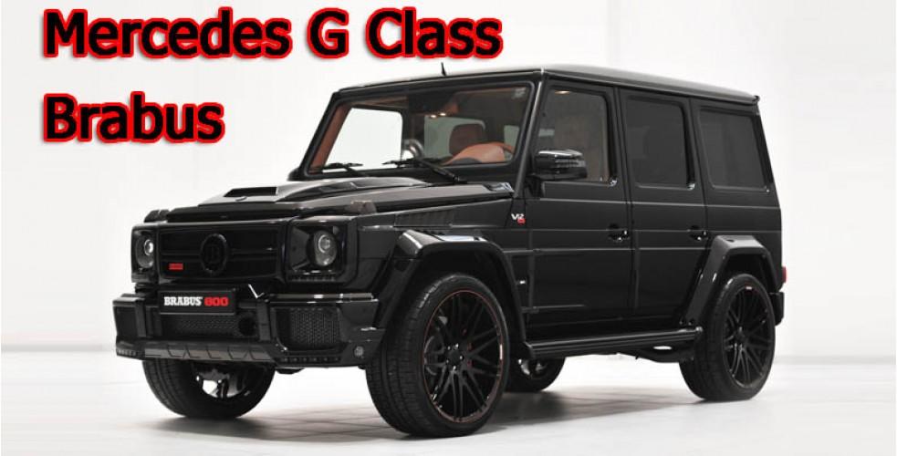 Mercedes G W463