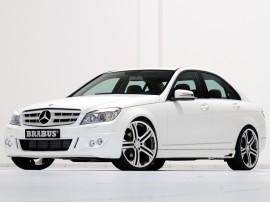 Обвес Brabus для Mercedes C-Class W204