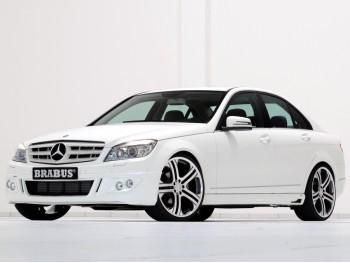 Тюнинг Mercedes C-Class W204