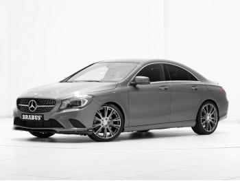 Обвес Brabus для Mercedes CLA-class