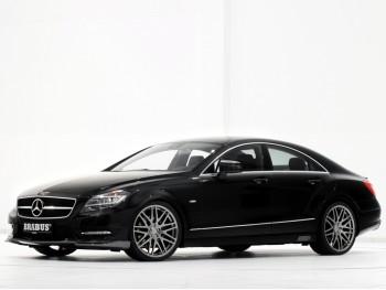 Обвес Brabus для Mercedes CLS-class