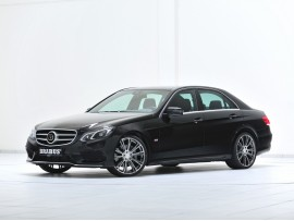 Обвес Brabus для Mercedes E-class