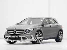 Обвес Brabus для Mercedes GLA-Class X156