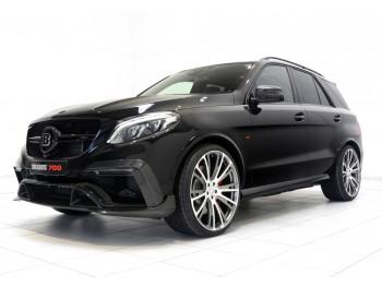 Обвес Brabus для Mercedes GLE W166