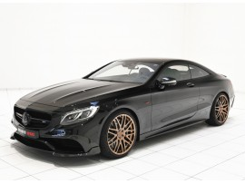 Обвес Brabus для Mercedes S-coupe