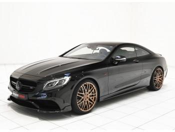 Обвес Brabus для Mercedes S-coupe