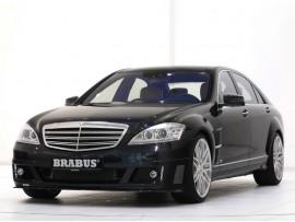 Обвес Brabus для Mercedes S-class W221