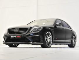 Обвес Brabus для Mercedes S-class W222