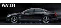 Тюнинг Mercedes W221