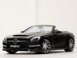 Обвес Brabus для Mercedes SL-class