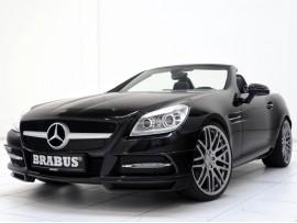 Обвес Brabus для Mercedes SLK-class