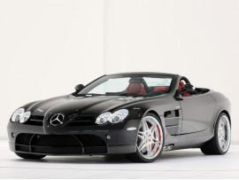 Обвес Brabus для Mercedes SLR