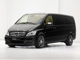 Обвес Brabus для Mercedes Viano (W639)