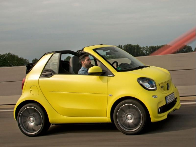 Smart, gebrauchtwagen kaufen bei AutoScout24